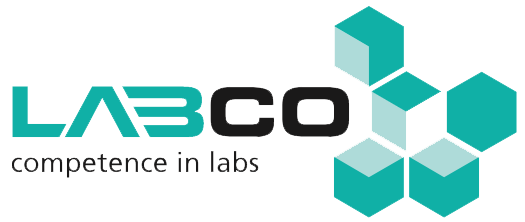 Logo der Firma Labco