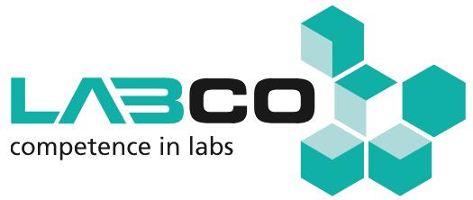 Logo der Firma Labco